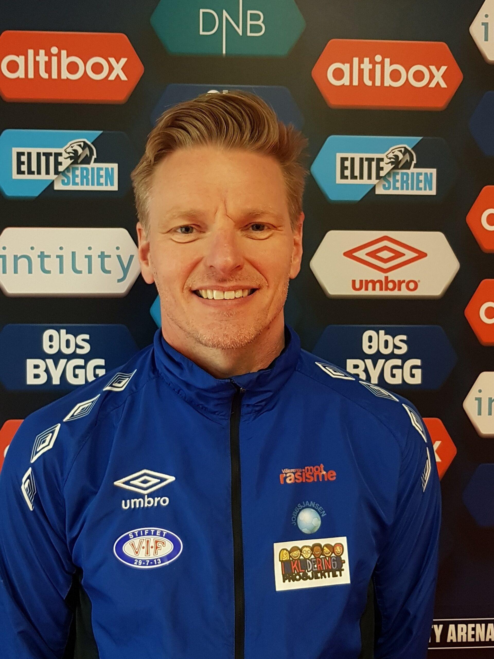 Lars Eirik har skrevet historie i Vålerenga