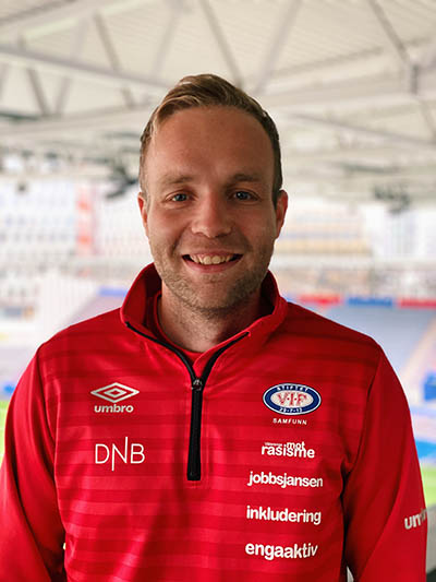 Svein Helge Liknes
